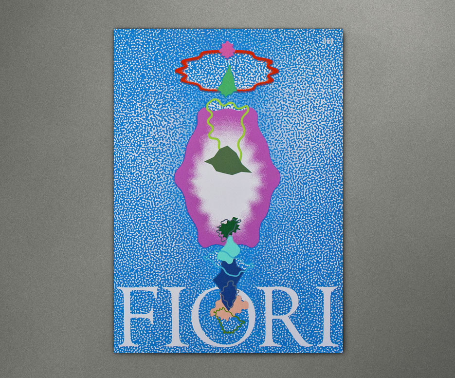 Design & Other - Fiori - Silkscreen Print