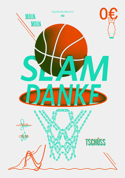 Design & Other - Slam Danke