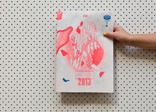 Design & Other - Warpholes - Silkscreen Print