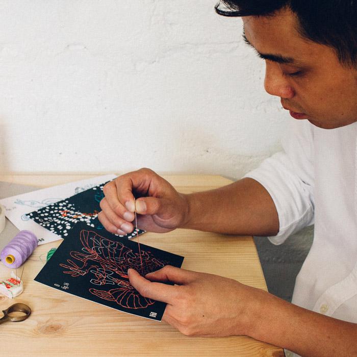 Design & Other - Biota - Darren Song