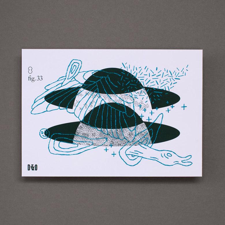 Design & Other - Biota - Screenprint Poster